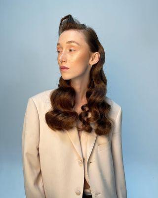 - WORKSHOP -  Avec @mathildabarret @christophepujol @nathsakuraofficial @mryoppick au @studiophotob612  #shooting #fashion #mua #glow #makeup #maquillage #oversize #modeling #gingerhair #beauty #androgynousstyle #hairstyle #mup #naked #nudemakeup #podiummakeup #maccosmetics