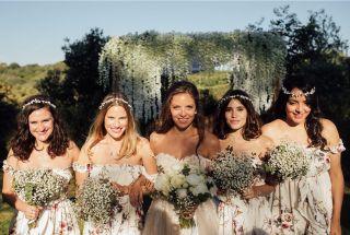 - WEDDING - #bridalmakeup #weddinginprovence #southoffrance #camargue #domainesaintecolombe #bridesmaids #flowers #makeup #girls #weddingdress #beauty #sun #mua #mup #maquillage #montpellier #france #bride #bridal #wedding #mariage