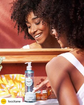 - PUBLICATION WEB -  Maquillage pour @loccitane  #loccitane #soin #skincare #beauty #maquillage #makeup #luberon #southoffrance #creme #hydra #mup #mua #maquilleuse #skin #perfect #perfectskin #brand #summer #shoot #shooting