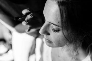 - WEDDING -  Avec @anaisarmandpetrier @agencemariella @marioncarpentiercoiffure #beforewedding #wedding #weddingmakeup #makeup #bridemakeup #maquillage #mua #mup #eyes #eyesmakeup #naturalmakeup #moment #relax #montpellier