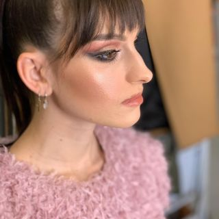 - BACKSTAGE -  #makeup #maquillage #foxus #model #modeling #montpellier #maquilleuse #mua #mup #mufe #shoot #shooting #photography #workshop #backstage #highlighter #glow #glowymakeup #glowy